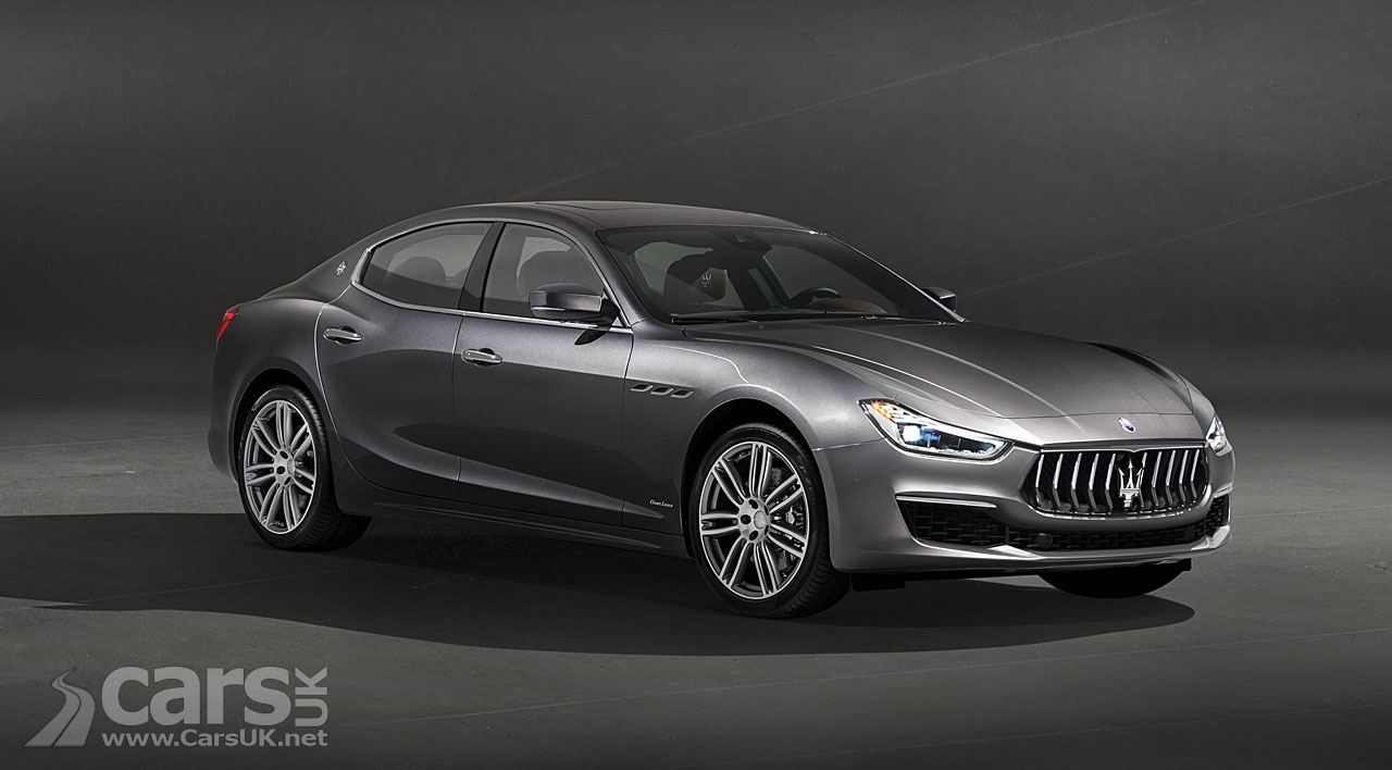 Maserati Ghibli Granlusso first images released