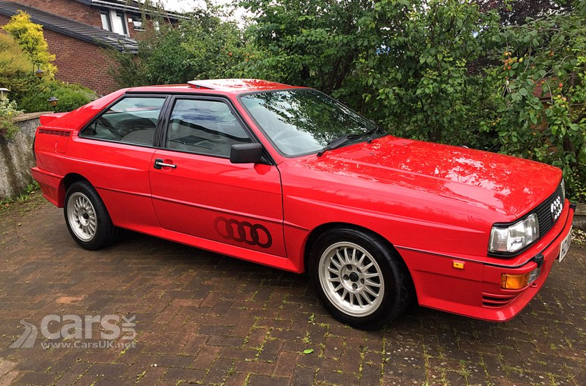 1991 audi quattro 20v makes 72 050 at classic car auction cars uk. Black Bedroom Furniture Sets. Home Design Ideas