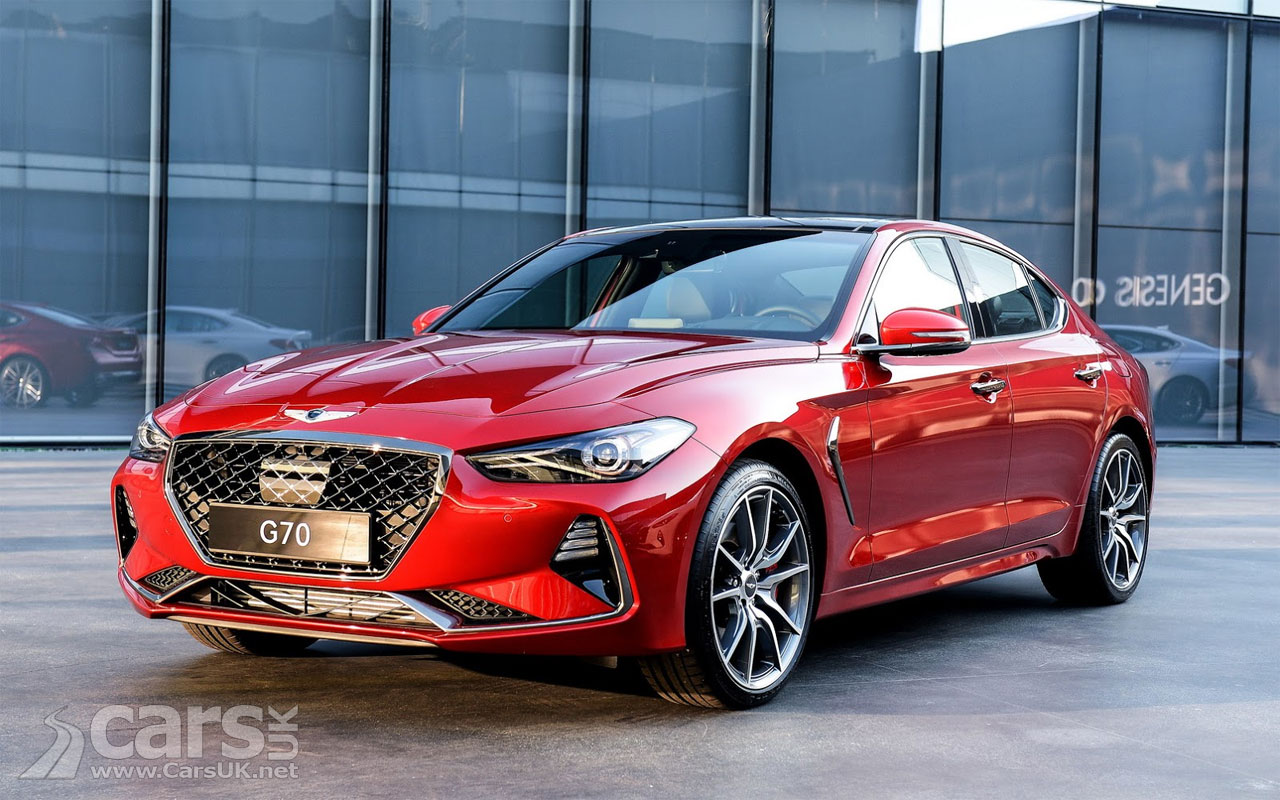 Hyundai Motor to launch Genesis midsize sedan in United States in 2018