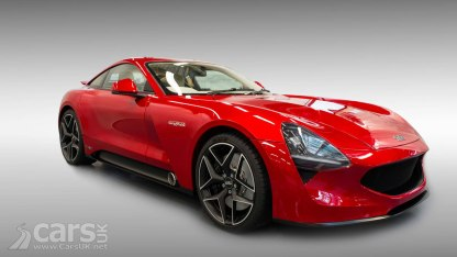 new tvr griffith revealed with gordon murray design and 500bhp of v8 cosworth cars uk. Black Bedroom Furniture Sets. Home Design Ideas