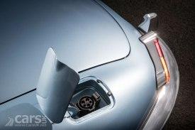 Electric Jaguar E-Type Zero Photo Photo