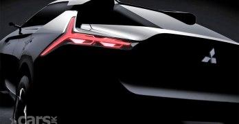 Mitsubishi e-Evolution Concept teases an ELECTRIC 4WD SUV Coupe