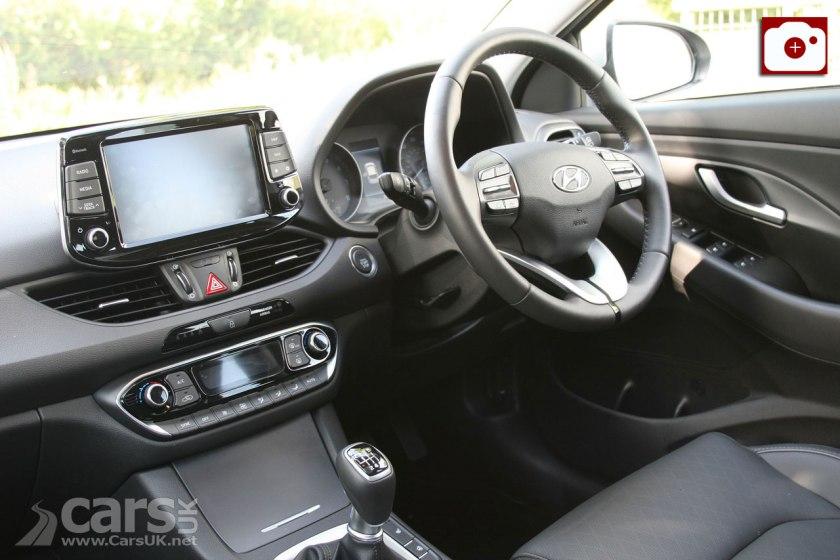 Hyundai i30 Tourer Premium SE Inside and Out
