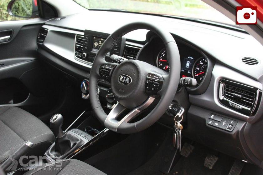 Kia Rio 1.0 T-GDi '2' Interior
