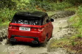 2018 Range Rover Sport Photo