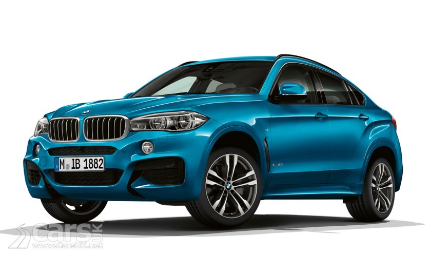 BMW X6 M Sport Edition and X5 Special Edition revealed