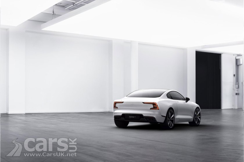 Polestar 1: You MIGHT be able to buy one after all.