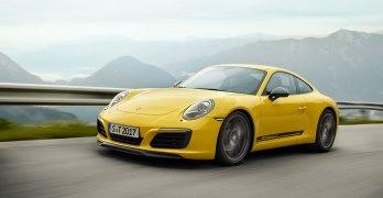 Porsche 911 Carrera T REVEALED – Less weight, more money