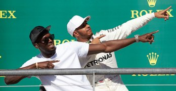 Lewis Hamilton WINS the US Grand Prix – and Verstappen was robbed of third place