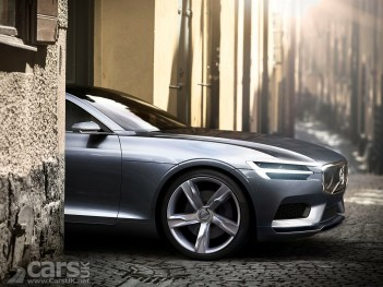 Volvo Concept Coupe Photo