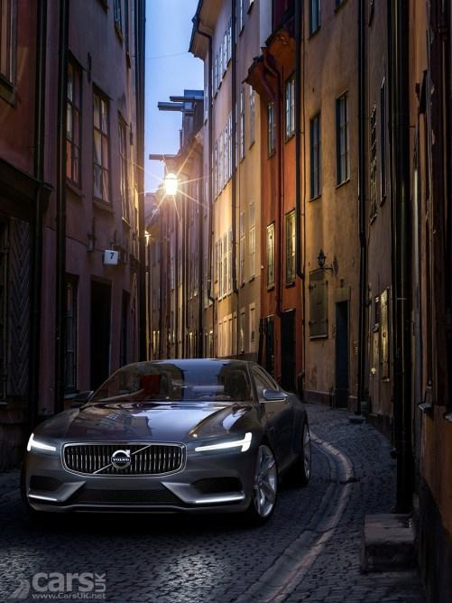 Volvo Concept Coupe Photo