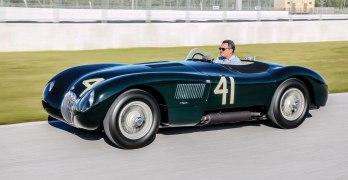1952 Jaguar C-Type heading for auction – should fetch £5 million