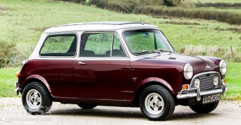 Ringo Starr's 1966 Mini Cooper S Radford up for sale – and it's a HATCHBACK