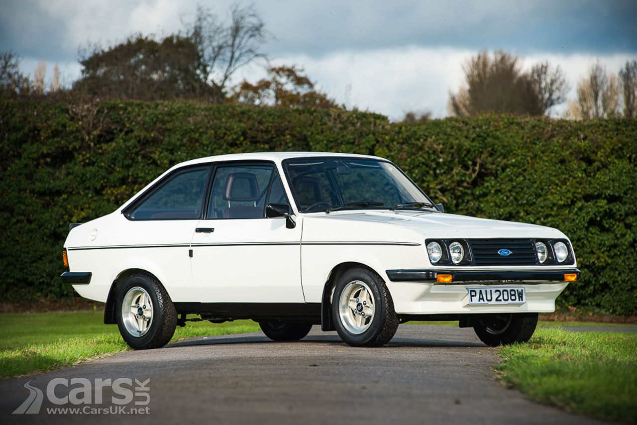 Classic Ford Escorts now hitting almost £100,000 | Cars UK
