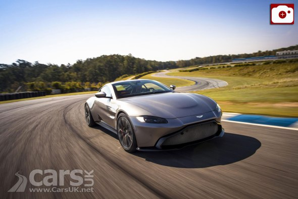 2018 Aston Martin V8 Vantage OFFICIALLY revealed
