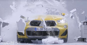 New BMW X2 Advert definitely scores an 11 on the 'HOW ODD' scale (video)