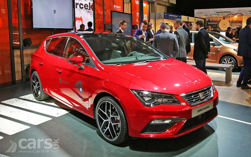 seat leon cristobal it 39 s like having your granny in the front seat cars uk. Black Bedroom Furniture Sets. Home Design Ideas