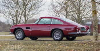 1965 Aston Martin DB5 once owned by Led Zeppelin's Robert Plant up for sale in London