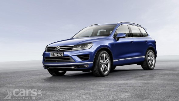 Volkswagen Touareg recalled over NEW illicit emissions Defeat Device