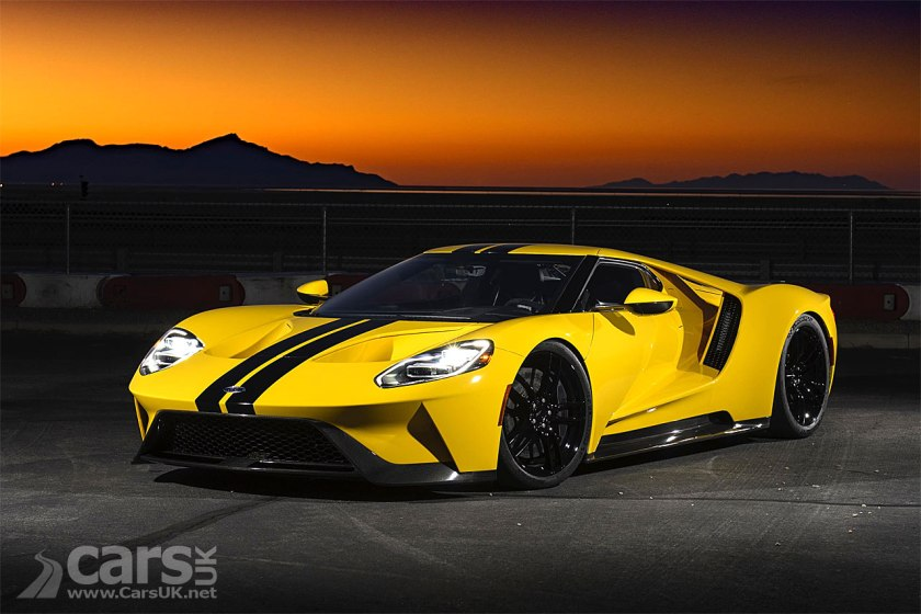 Ford GT 'Ambassador' sells his car - Ford SUES