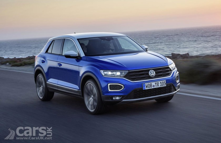 New entry-level VW T-ROC for the UK