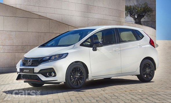 2018 Honda Jazz facelift UK prices and specs announced