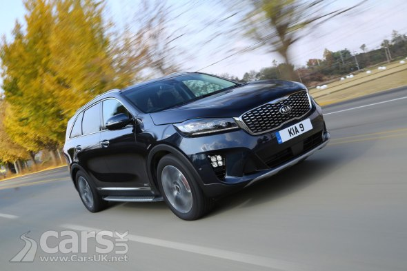 Kia Sorento adds GT-Line and GT-Line S Models for 2018
