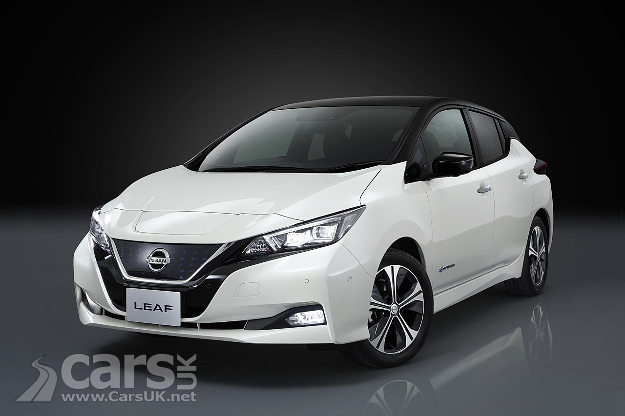 Prices for new Nissan Leaf revealed