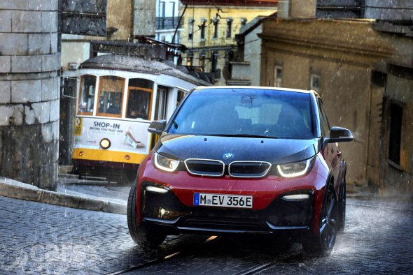 New BMW i3s traction control system to be rolled out across BMW and MINI range