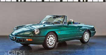 CLASSIC Fiats, Lancias and Alfa Romeos to be restored by FCA's 'Reloaded by Creators'