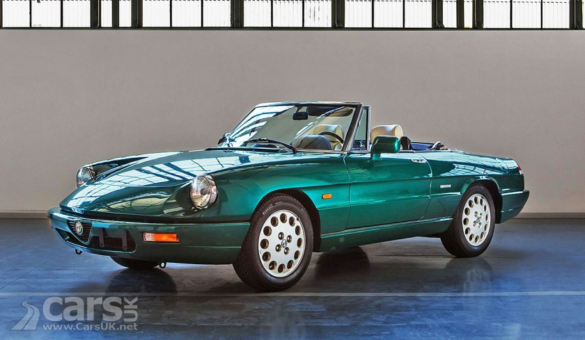 CLASSIC Fiats, Lancias and Alfa Romeos to be restored by FCA