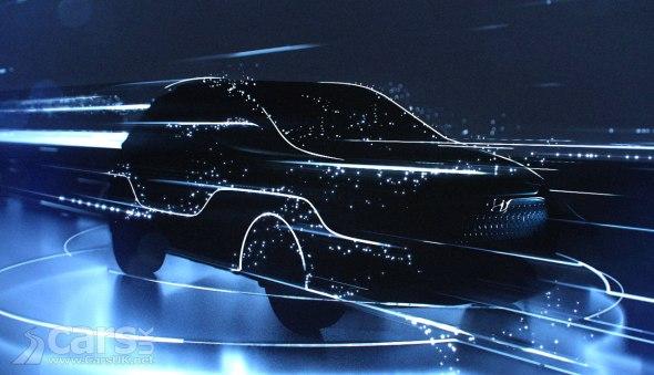 Electric Hyundai Kona teased