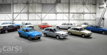 Jaguar Land Rover auctioning off 100 CLASSIC cars – without reserve
