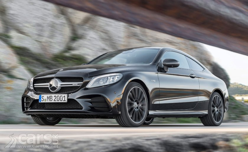 2018 mercedes c class coupe and cabriolet facelift matches the saloon and estate cars uk - Mercedes c class coupe convertible ...