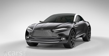 Aston Martin Verekai SUV – the name for AML's new SUV?