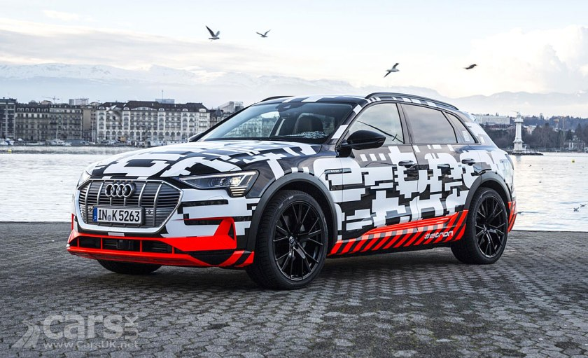 Audi Now Taking DEPOSITS For The Electric Etron Quattro EV In The - Audi ev