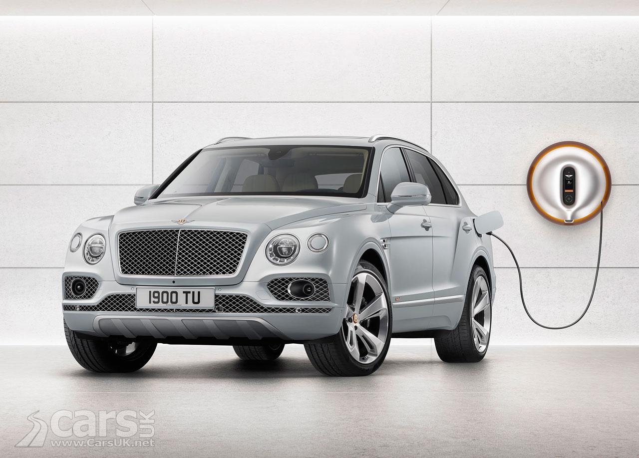 Bentley Bentayga Plug-in Hybrid leaked ahead of its Geneva debut