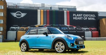 BMW say Brexit WON'T affect MINI or Rolls-Royce production in the UK