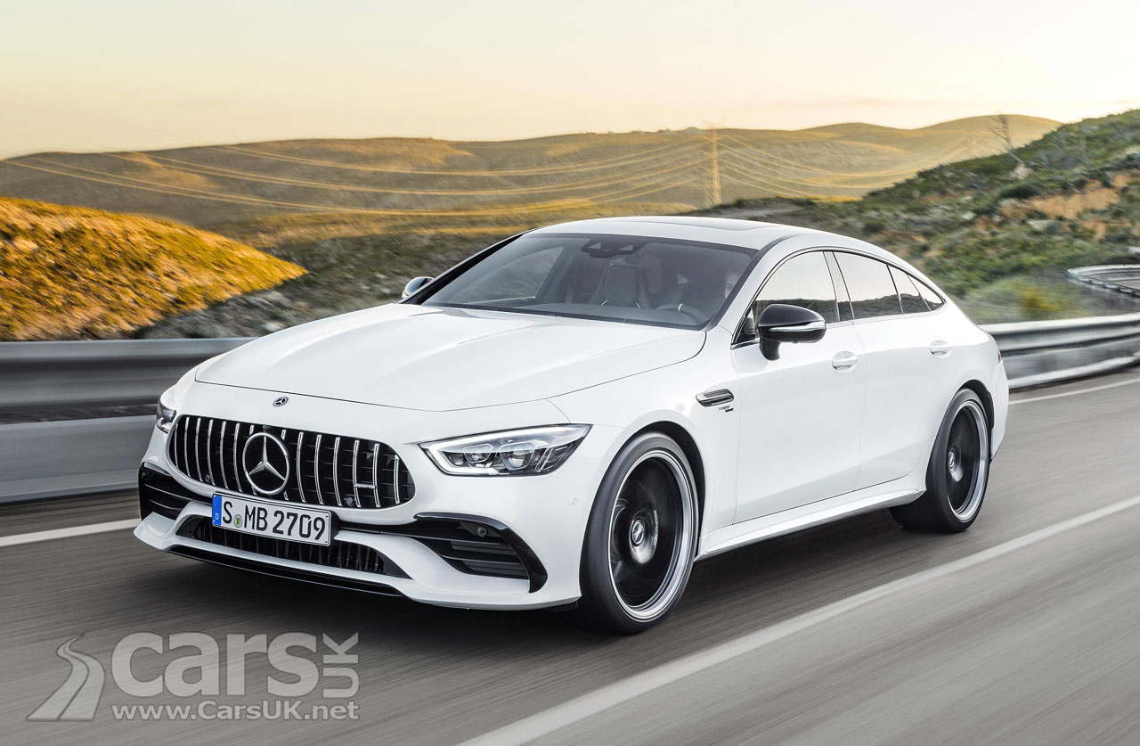 Geneva 2018: New Mercedes-AMG C43 Debuts