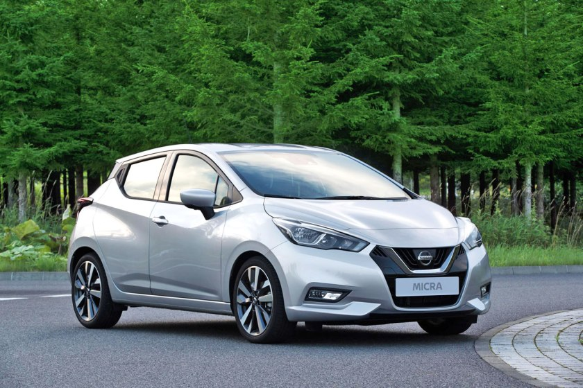 nissan micra is the best 39 first car 39 you can buy cars uk. Black Bedroom Furniture Sets. Home Design Ideas