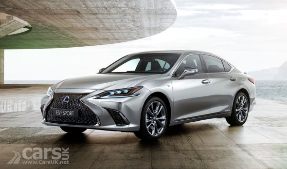 New Lexus ES OFFICIALLY revealed
