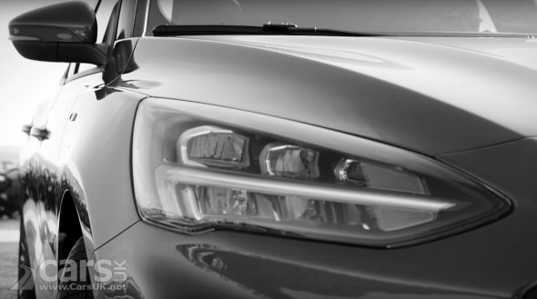 New Ford Focus gets a Black & White Video tease