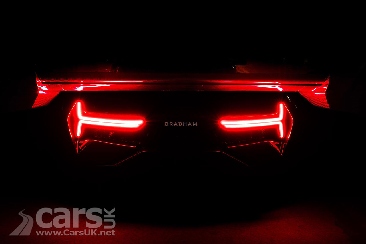 Brabham's BT62 Supercar Previewed In New Teaser, Gets Old School N/A V8