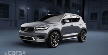 Volvo XC40 – now with added attitude (video)