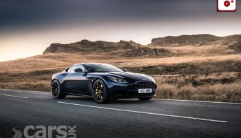 Aston Martin Rapide AMR Joins The DB AMR In Astons Lineup Cars UK - Aston martin under 50k