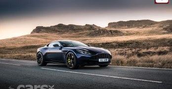 Aston Martin DB11 AMR REVEALED – a new range-topping V12 DB11 from Aston