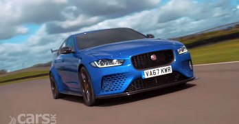 """Jaguar XE Project 8 is """"STAGGERING"""" say Racing Legends (video)"""