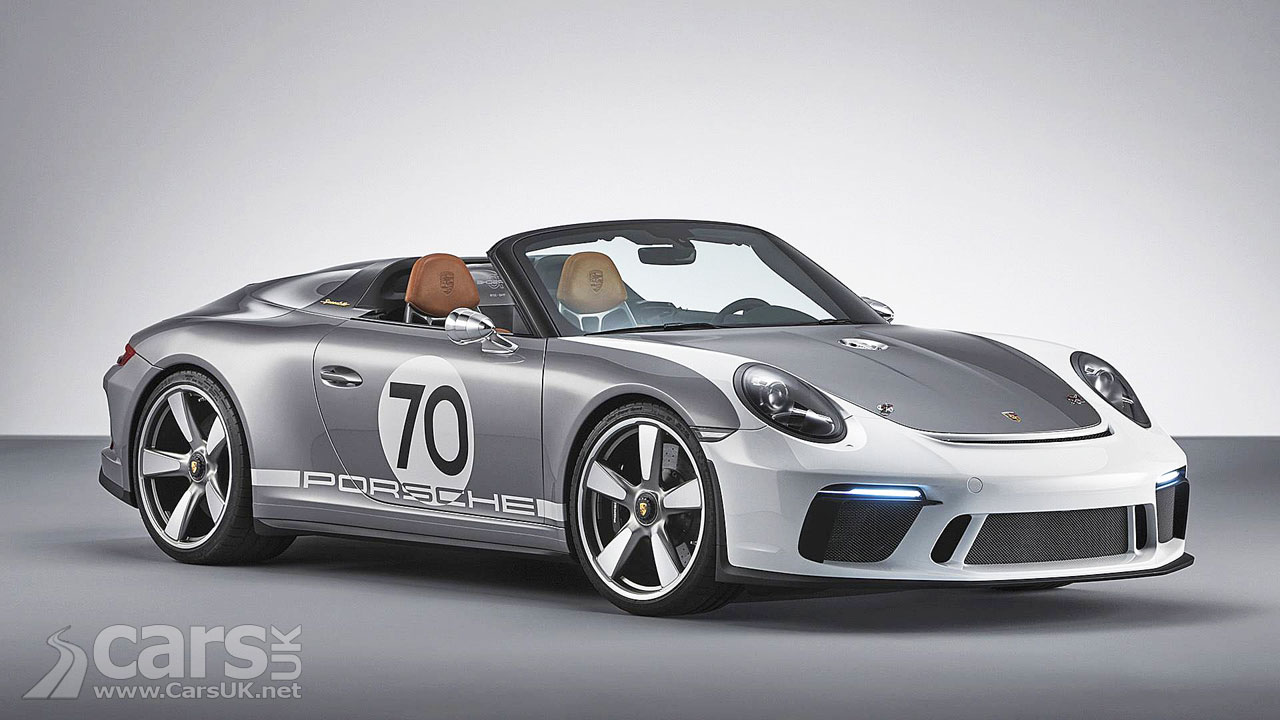 Porsche Taycan - all-electric sports vehicle  gets a name