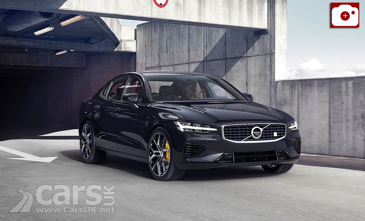 new volvo s60 officially revealed in inscription r design and polestar engineered guises cars uk. Black Bedroom Furniture Sets. Home Design Ideas