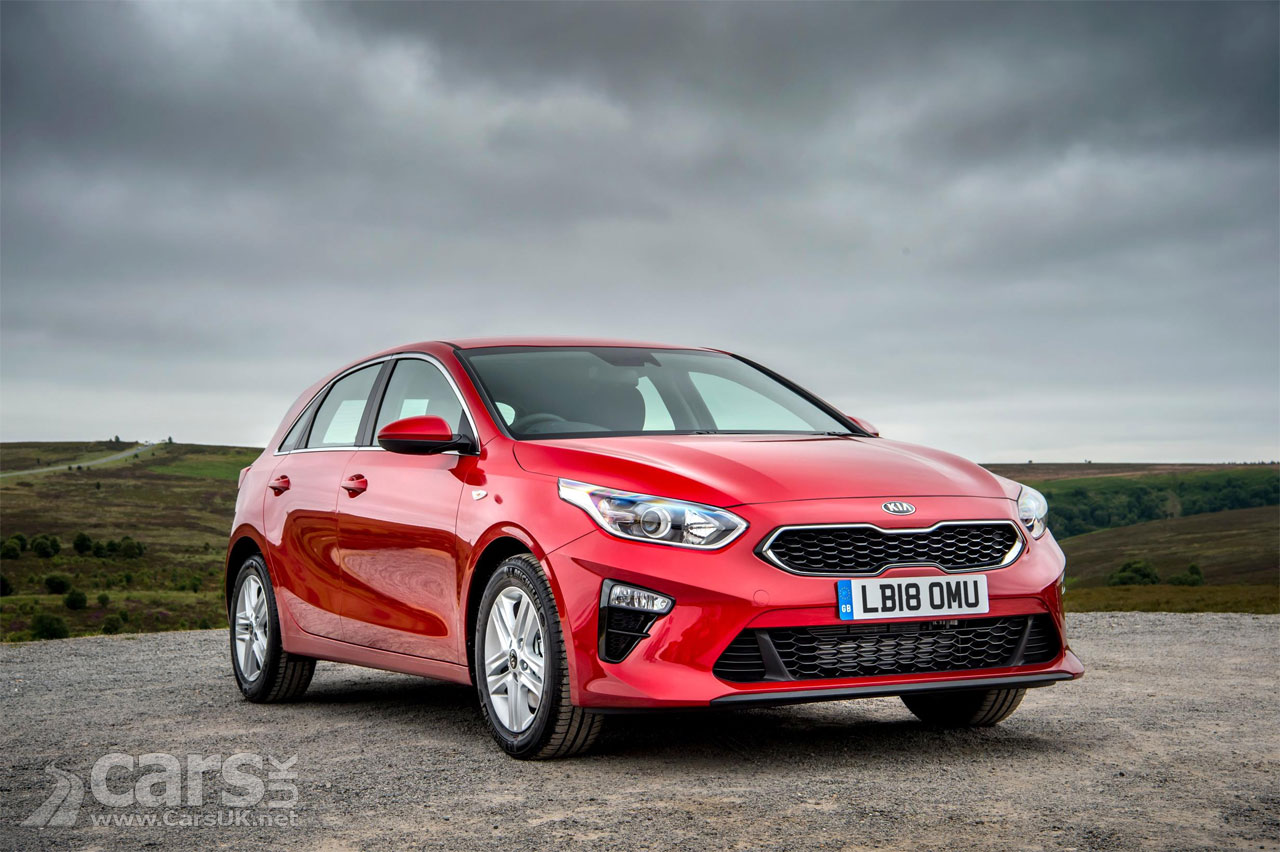 new kia ceed hatch uk prices and specs announced cars uk. Black Bedroom Furniture Sets. Home Design Ideas